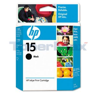 HP DESKJET 3820 810C INK BLACK